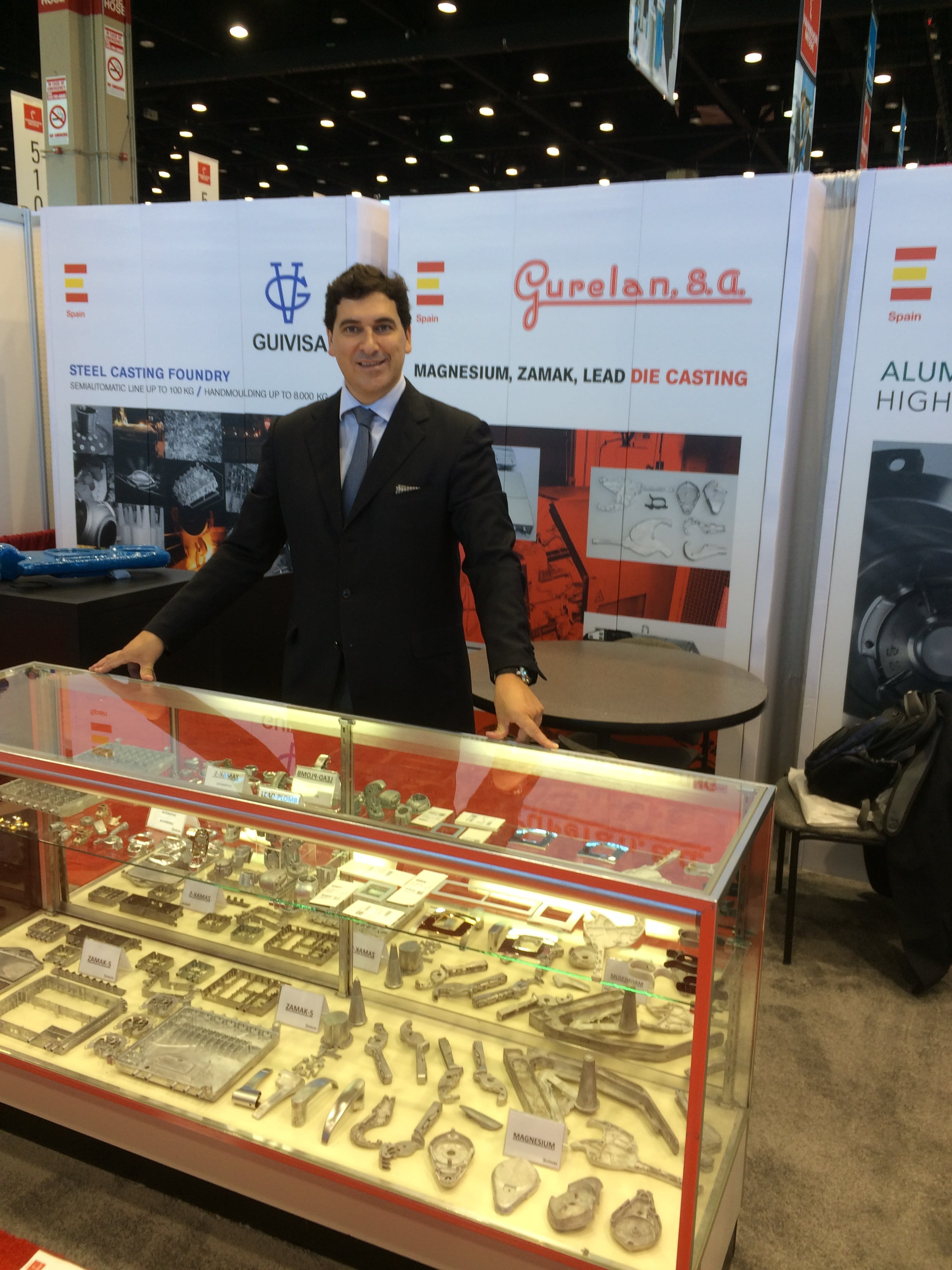 Gurelan IMTS Chicago