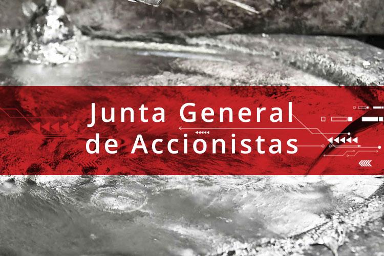 Junta General de Accionistas 2020