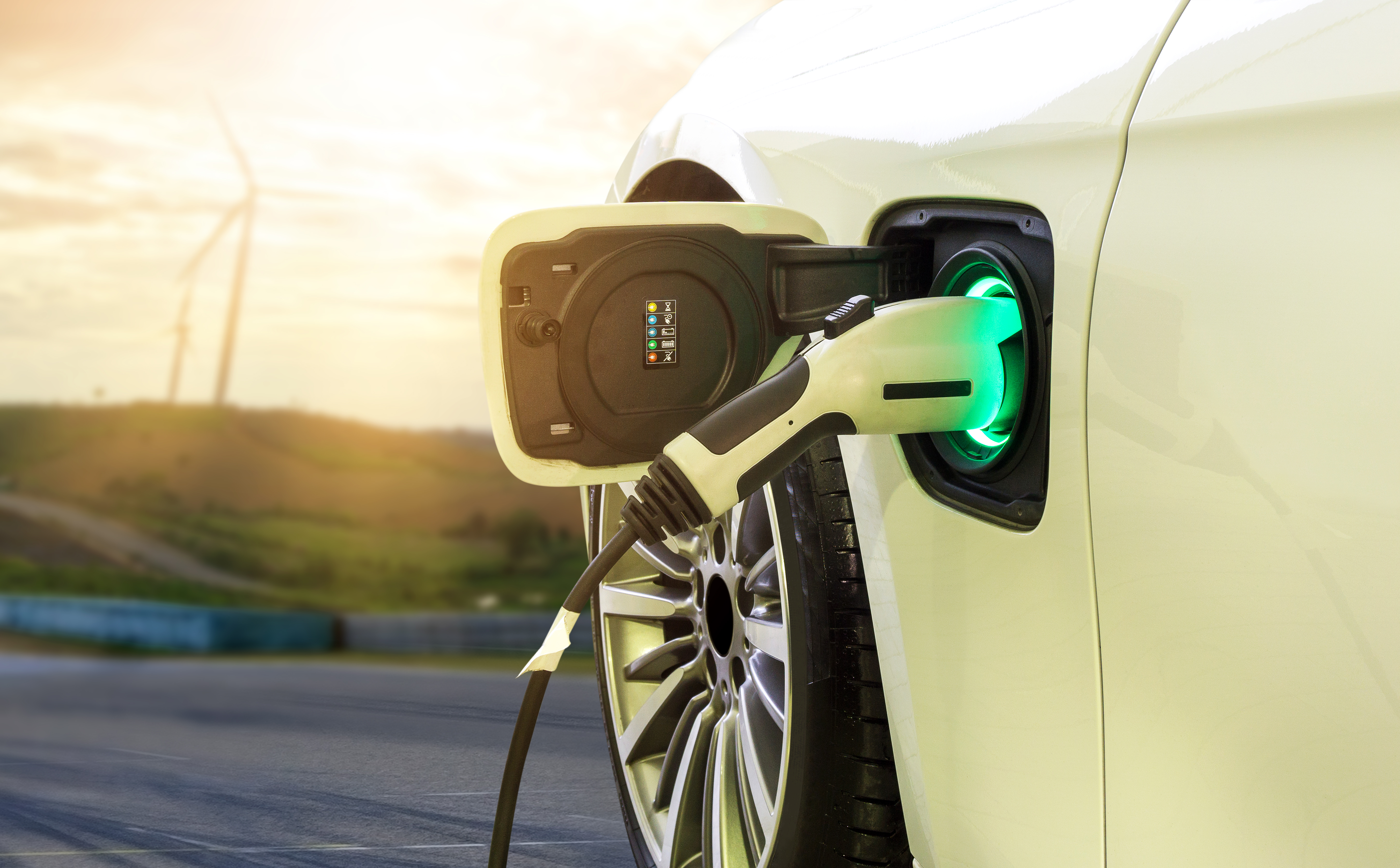 Automotive: the electric vehicle takes off in the midst of the crisis