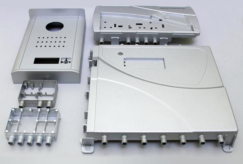 Zamak para piezas de electrónica