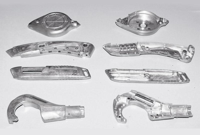 Magnesio para piezas de ferretería